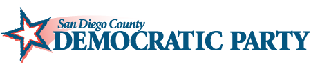 San Diego County Democratic Party logo