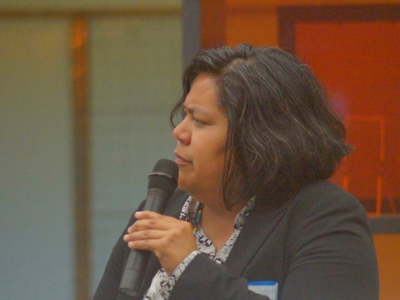 Georgette Gomez, endorsed candidate for San Diego City Council District 9