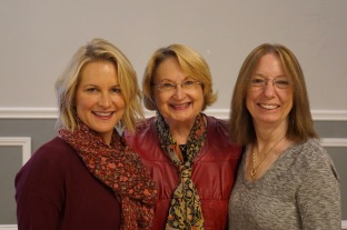 Susan Peinado and friends
