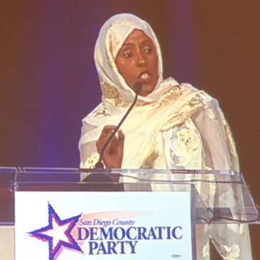 Ramla Sahid - Making a Difference Award