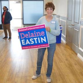 Lynn Gerson for Delaine Eastin